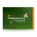 Supliment  alimentar Trimegavitals. All-Natural Beta-Caroten in Ulei de Catină, 30 capsule